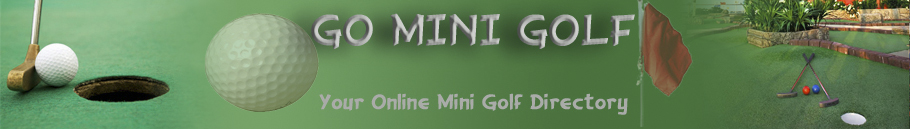 Go Mini Golf Directory Logo